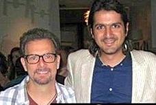 David Vito Gregoli and Ricky Kej