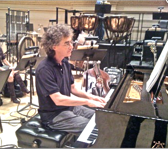 Peter at Carnegie Hall