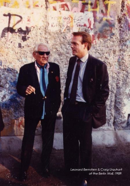 Craig Urquhart & Leonard Bernstein