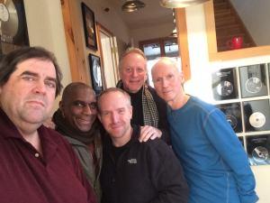 Richard, Jeff Haynes, Tom Eaton, Will Ackerman, Premik