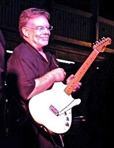 John with guitar