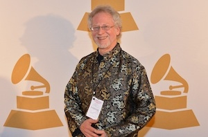Steven Halpern at Grammy nominations